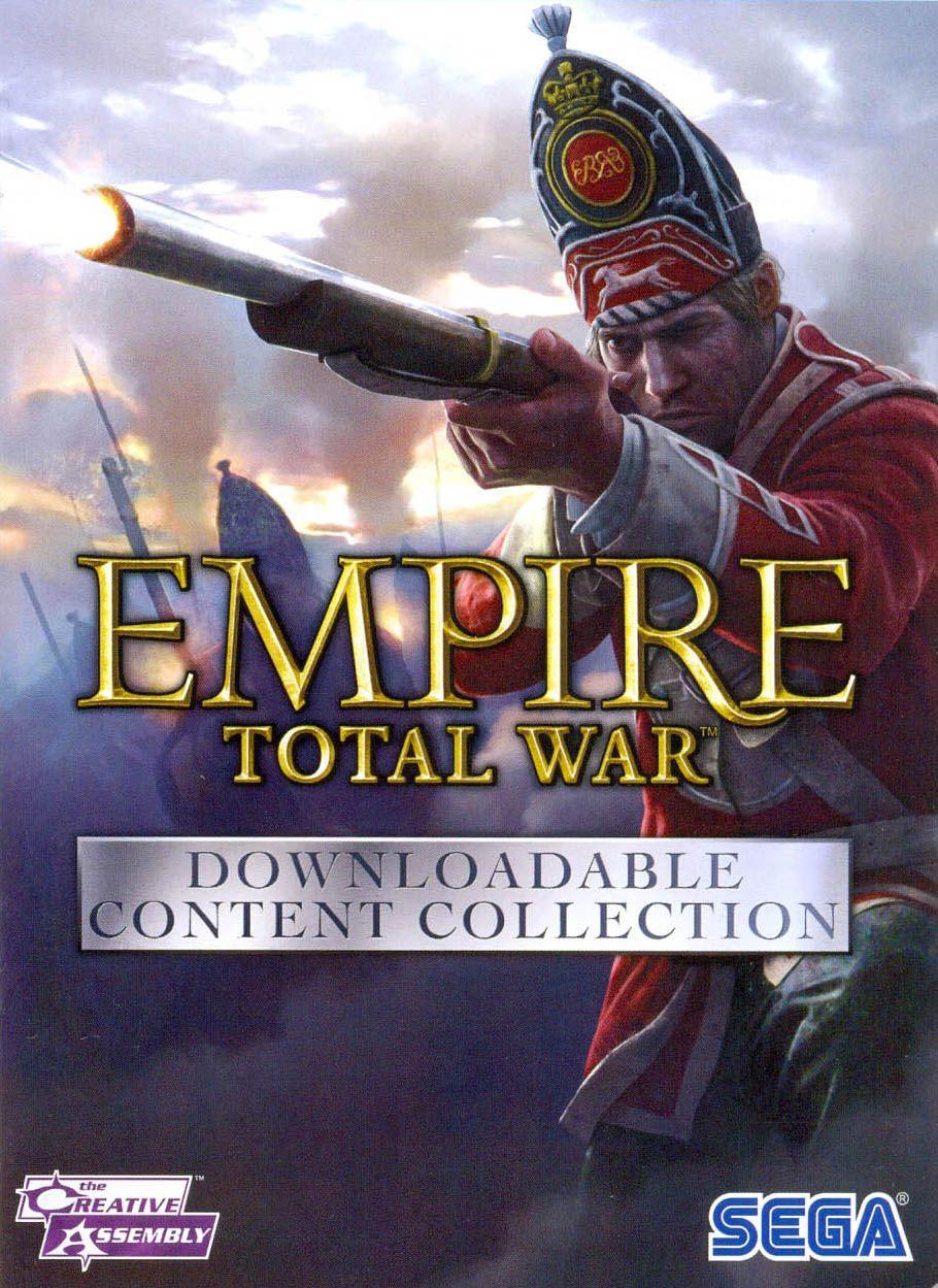 Empire Total War DLC Collection Empire total war, Total