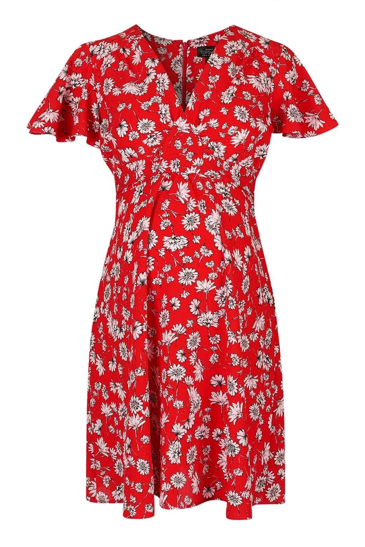 Maternity daisy tea dress maternity daisy tea dress topshop ombrellifo Images
