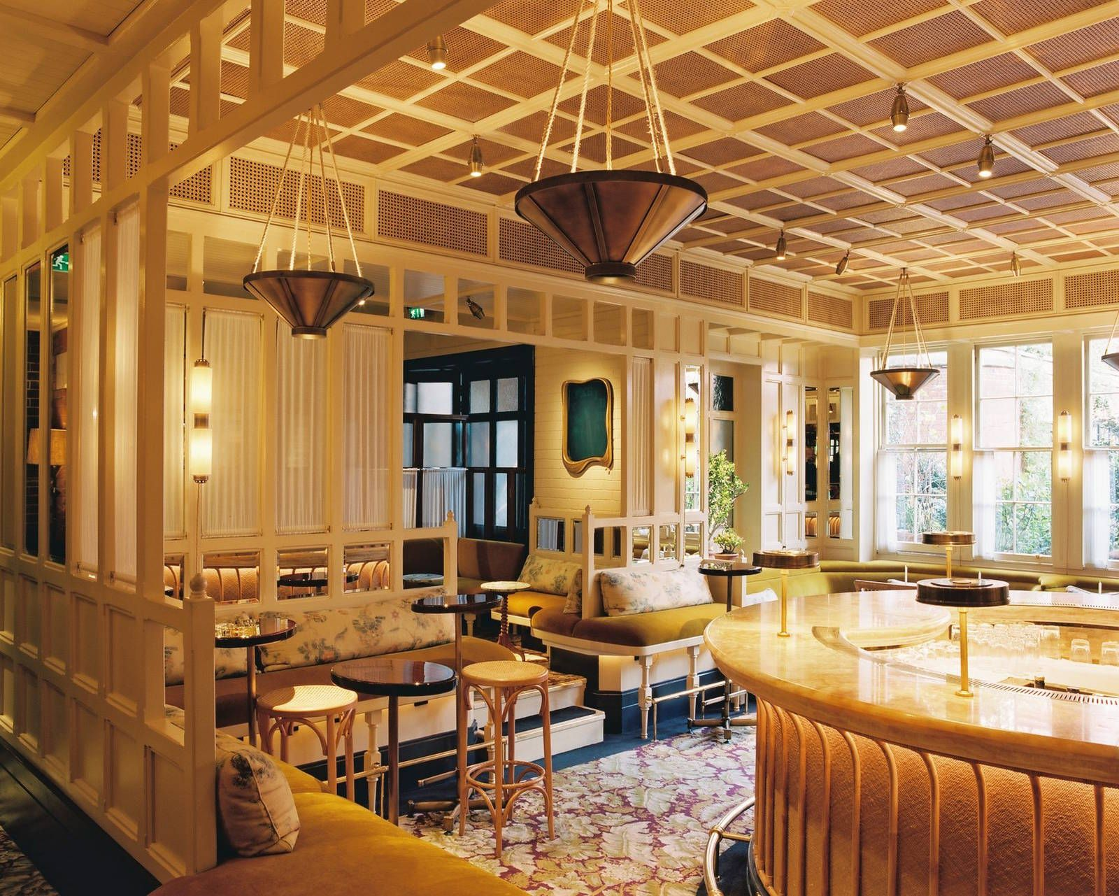 London Luxury Hotels Overview Chiltern Firehouse In Marylebone