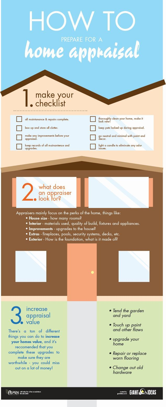 Http Aspenappraising Com Preparing For A Home Appraisal Should Be An Easy Process We Created This Infographic Home Appraisal Home Buying Process Appraisal