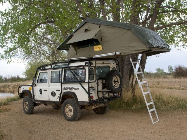 Camp N See rooftop tent Expedition Portal | Roof top tent