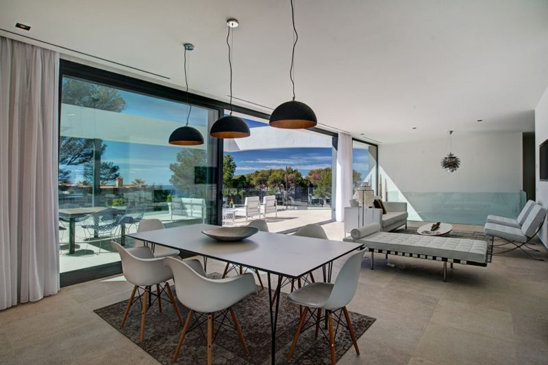 Malgrats Seven- Stunning Contemporary Villa, Island of Mallorca, Spain