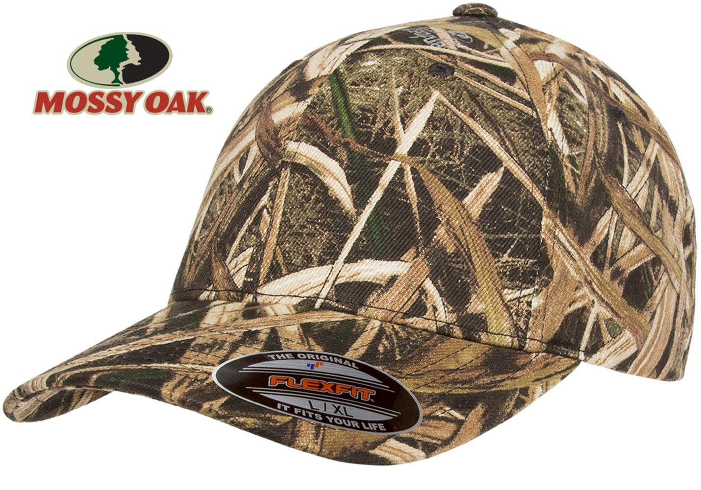 Flexfityupoong 6999mosg mossy oak shadow grass blades hat
