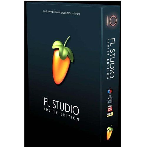 FL Studio Fruity Edition 10 Music Composition and Production