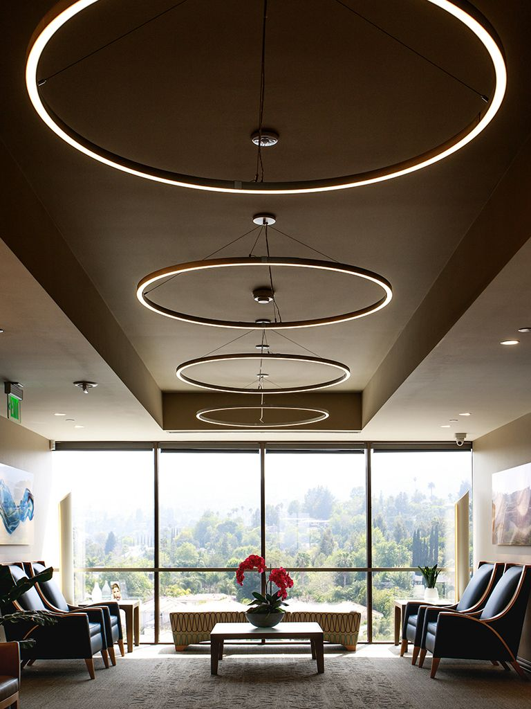 Silk Medispa Los Angeles Ca Lighting Design By Erica Hay Of Rl Studio Architect J Dorbritz Architect Lighting Design Design Company Hospitality Lighting