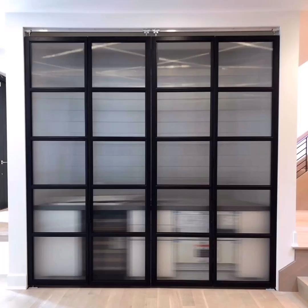 Steel & Glass Window Walls and Doors