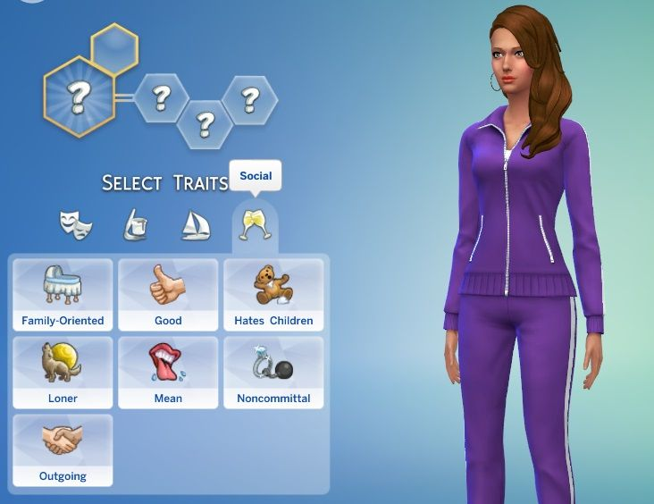 Mod The Sims - No Bro, Evil, Hates Children, Mean, Hot