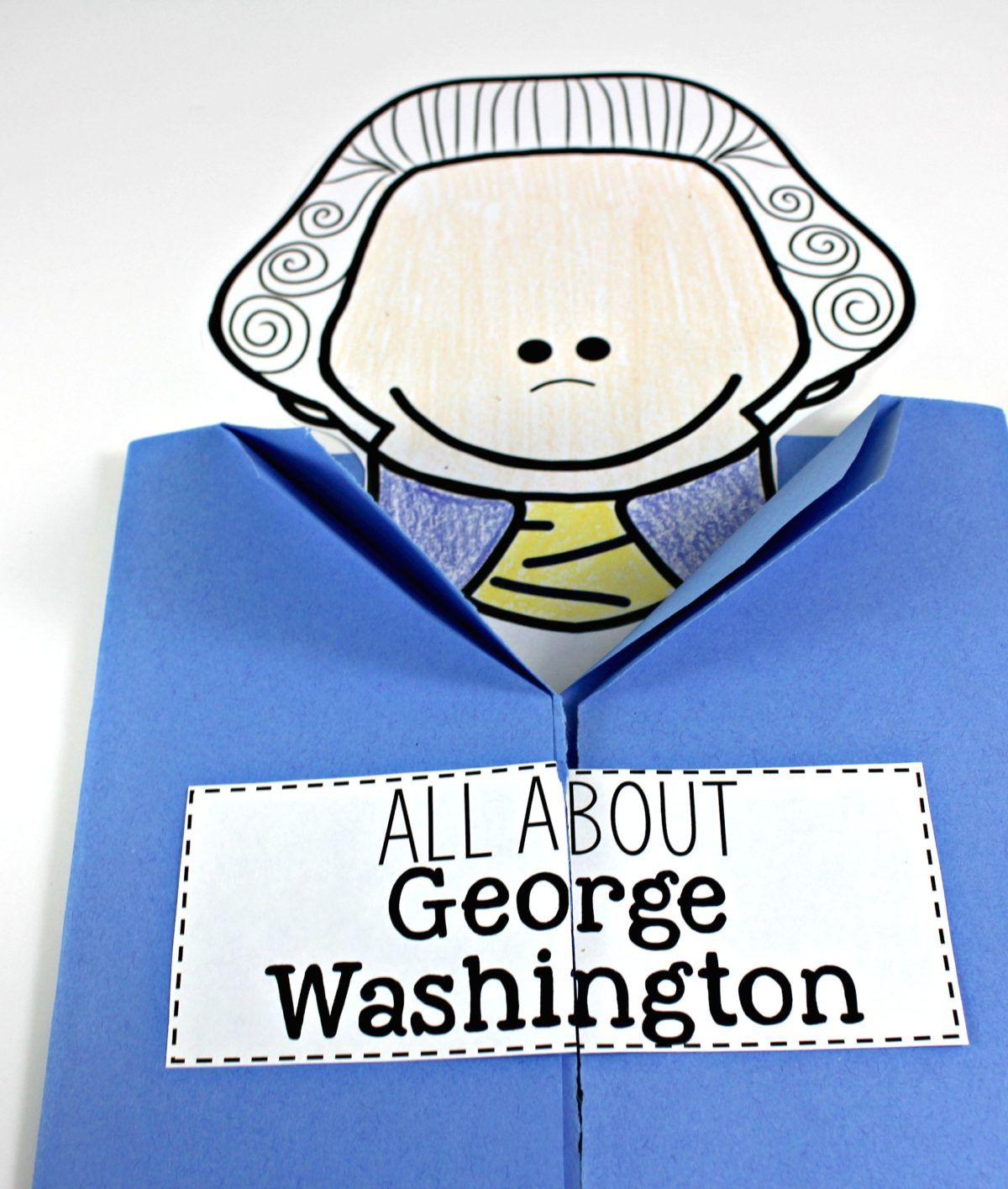 Learning About George Washington And Abraham Lincoln