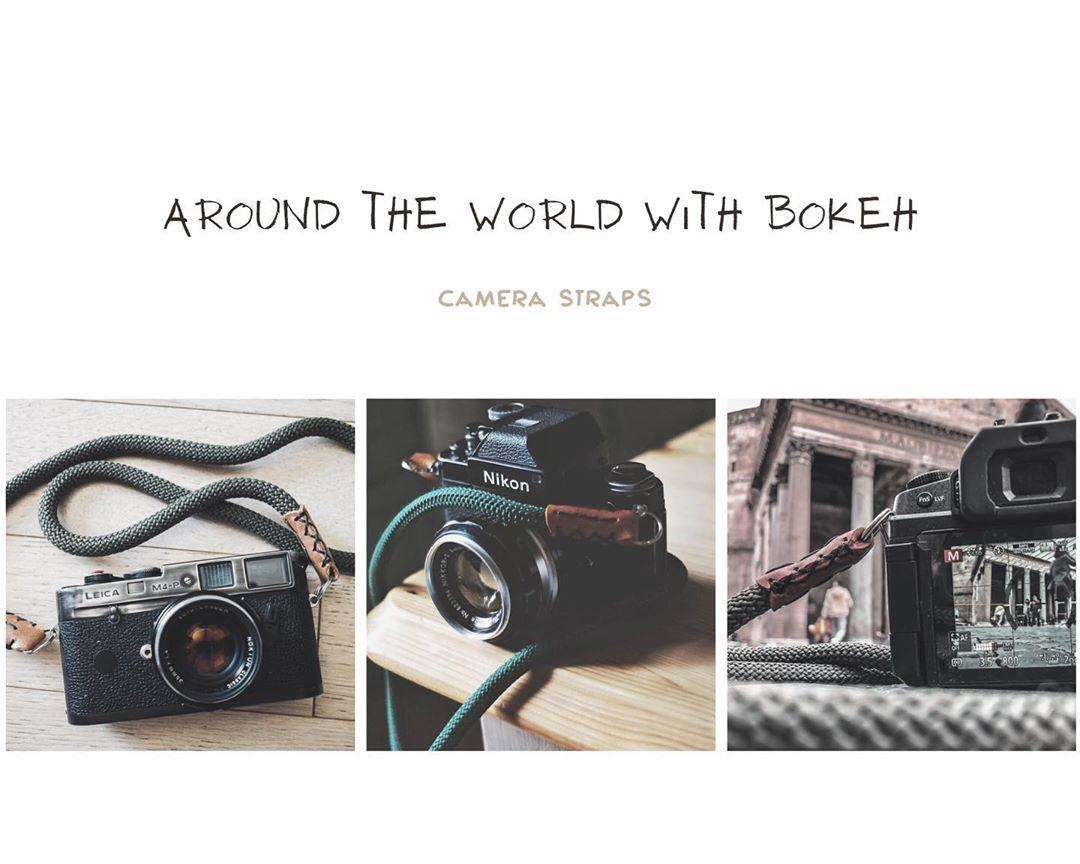 "Bokeh Camera Straps on Instagram: ""🌎Free worldwide shipping #leica #leicaphotography #leicaq2photography #leicacamera #leicam6 #leicaworld #cameragear #camerastrap…"""