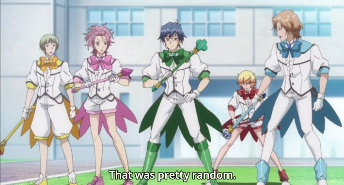 They Actually Made A Magical Boy Anime And It S Hilarious Magical Boy Anime Magical Boy Anime