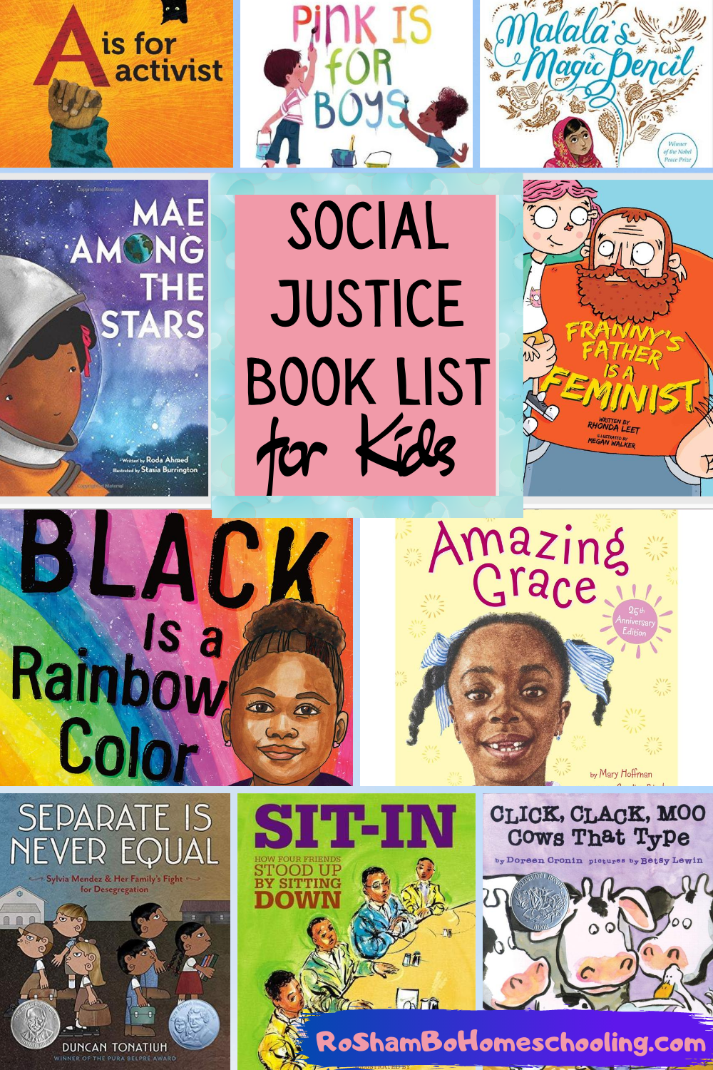 Social Justice Book List For Kids In 2021 Social Studies For Kids Social Justice Education Kids Literacy