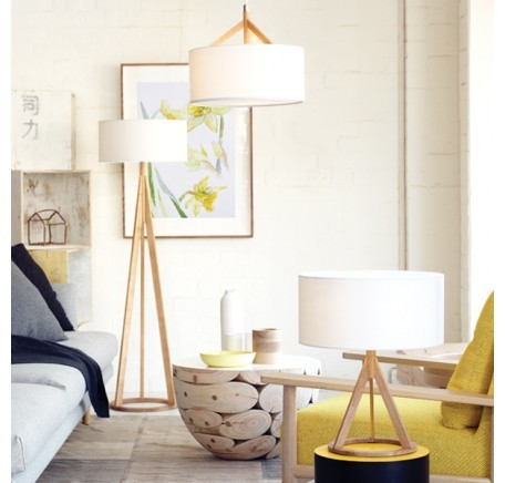 2016 Modern Wood Floor Lamps Base For Living Room From Im Wood Lamp Lighting In Floor Lamps From