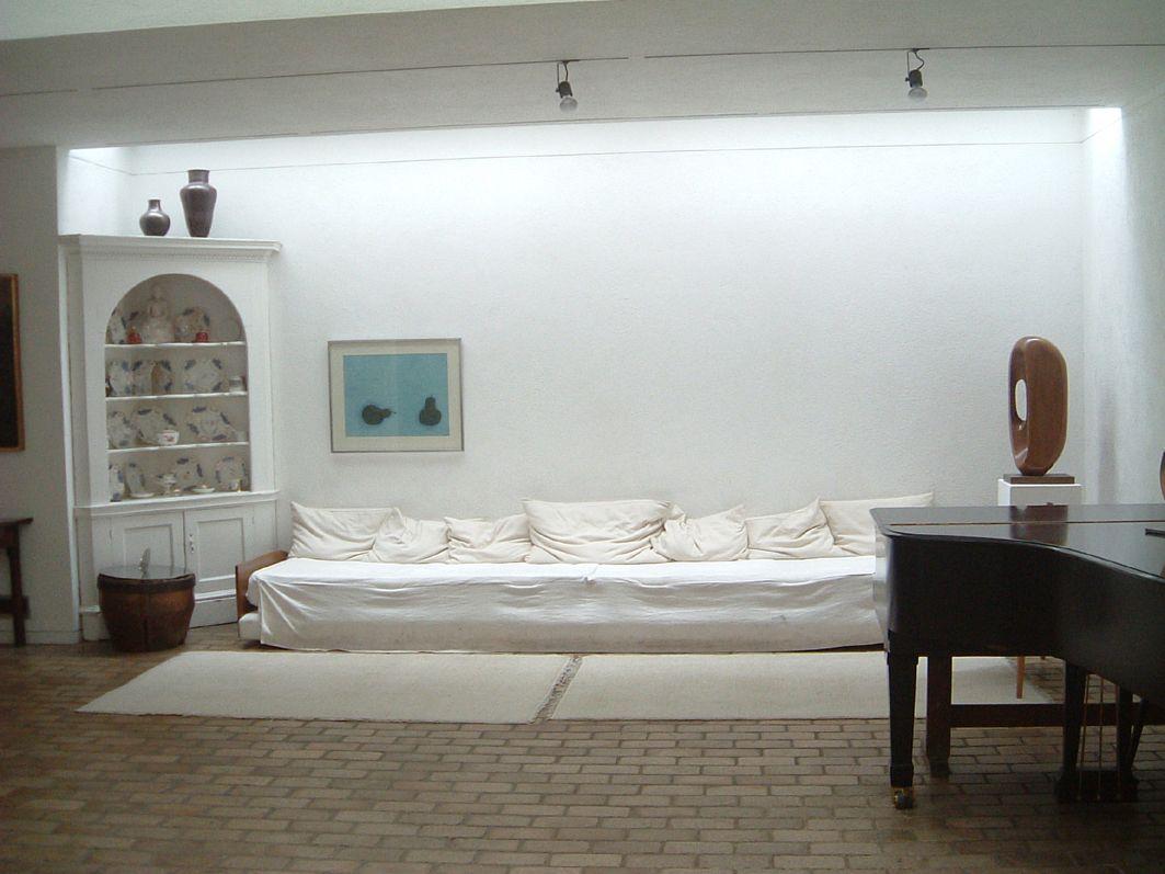 Kettle S Yard Cambridge Living Room Interior Corner House Home Furnishings