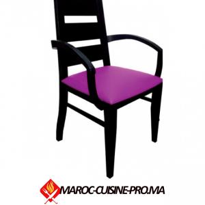 Chaise BELLA AVEC ACCOUDOIR   Chaise, Chaise design et