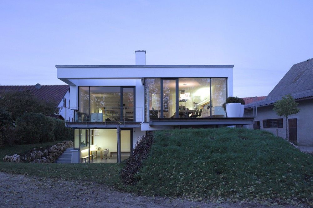 """Affalterwang by Liebel Architekten BDA """"Location: Aalen, Germany"""" 2010"""