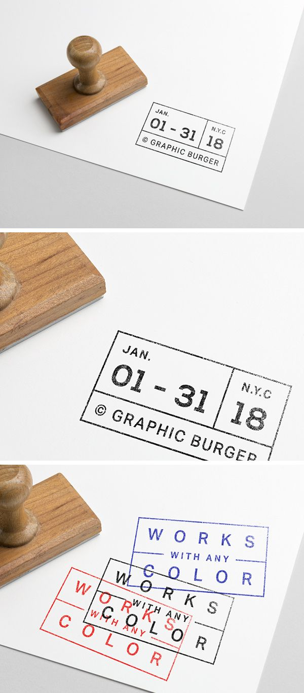 Friends Download This Free Rubber Stamp Psd Mockup And Use It To Display Your Logo Or Badge Stamped In Ink Free Logo Mockup Logo Mockup Photoshop Mockup Free