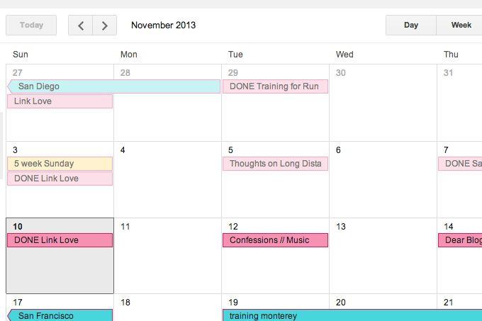 samanthacycles.com / blog calendar