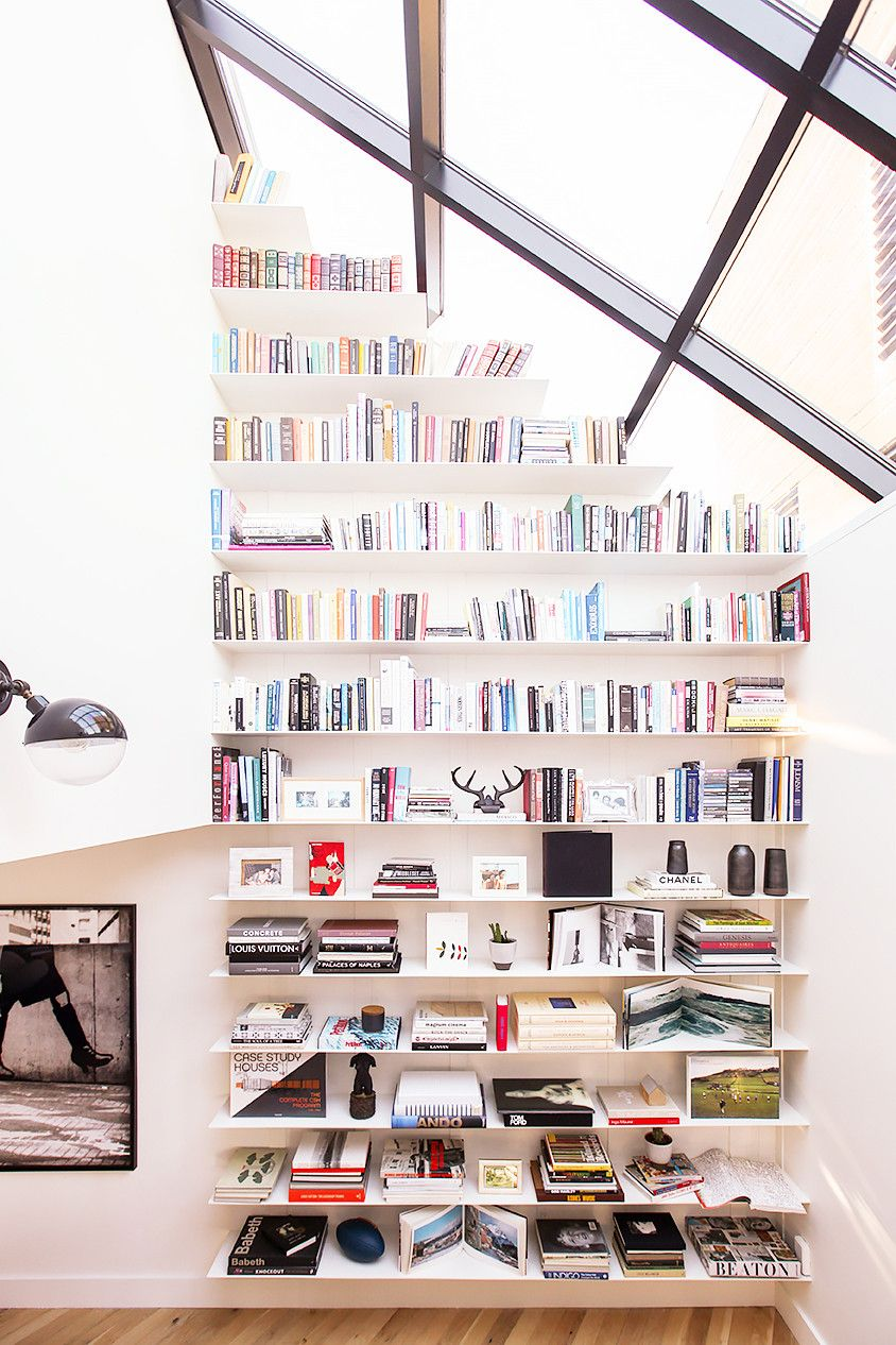 9 Insanely Chic Home Libraries That Made Our Jaws Drop To The Floor.  Traditional BookcasesBookshelf InspirationHome ...