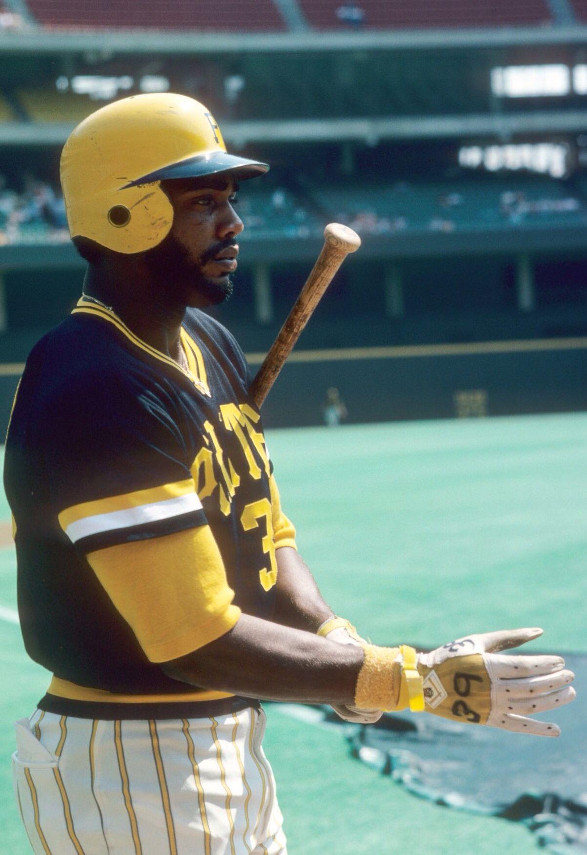 Dave Parker Pittsburgh pirates baseball, Pirates