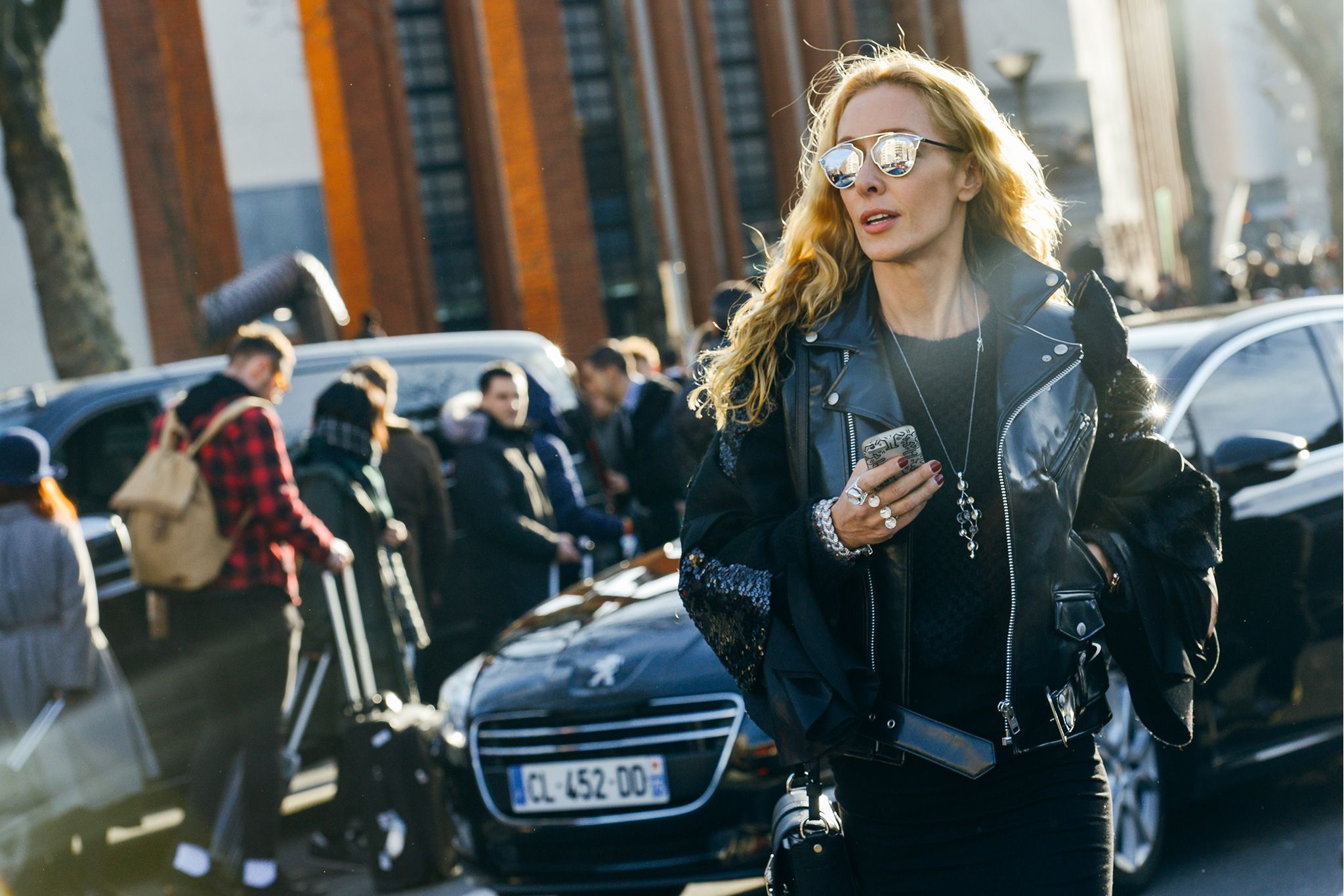 Tommy Ton Shoots the Best Street Style at the Couture Shows