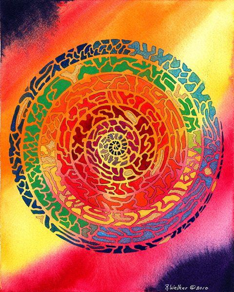 Divine Intelligence by Richard Welker
