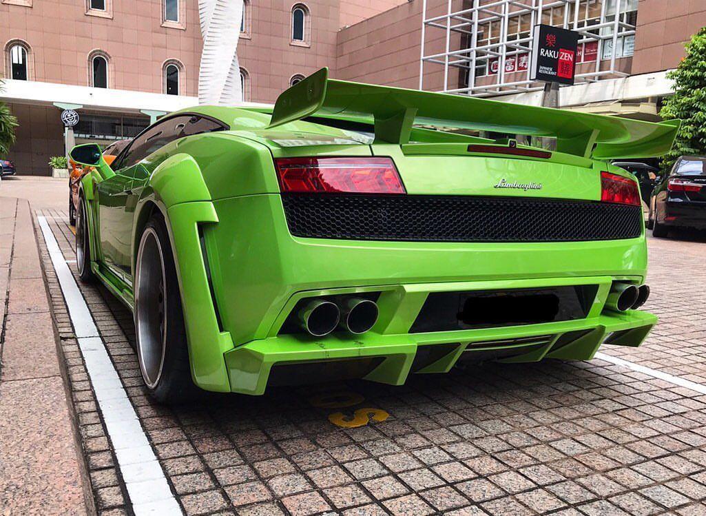 Kitted Lamborghini Gallardo • • • Kitted Lamborghini Gallardo • • • Kitted Lamborghini