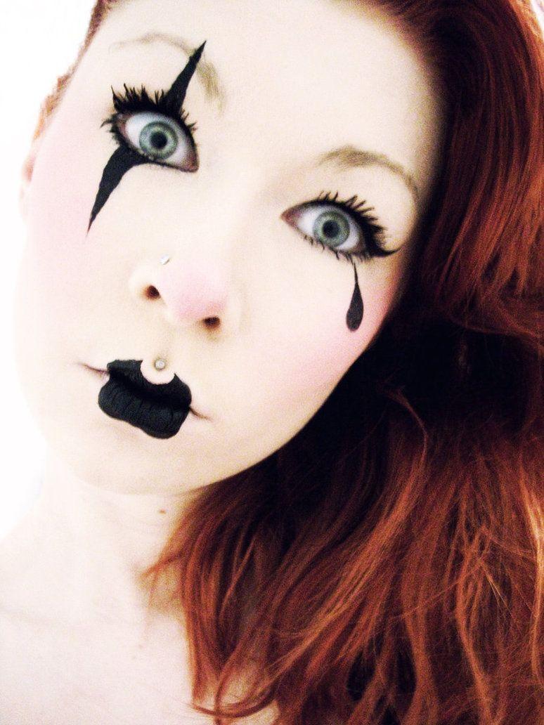 20 Scary Clown Face Paint Ideas For Halloween 2015 Halloween