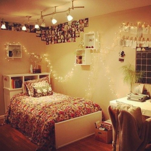Cuartos hipsters google search department ideas - Habitaciones con luces ...