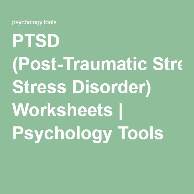 Addiction Worksheets   Psychology Tools   CD   Pinterest ...