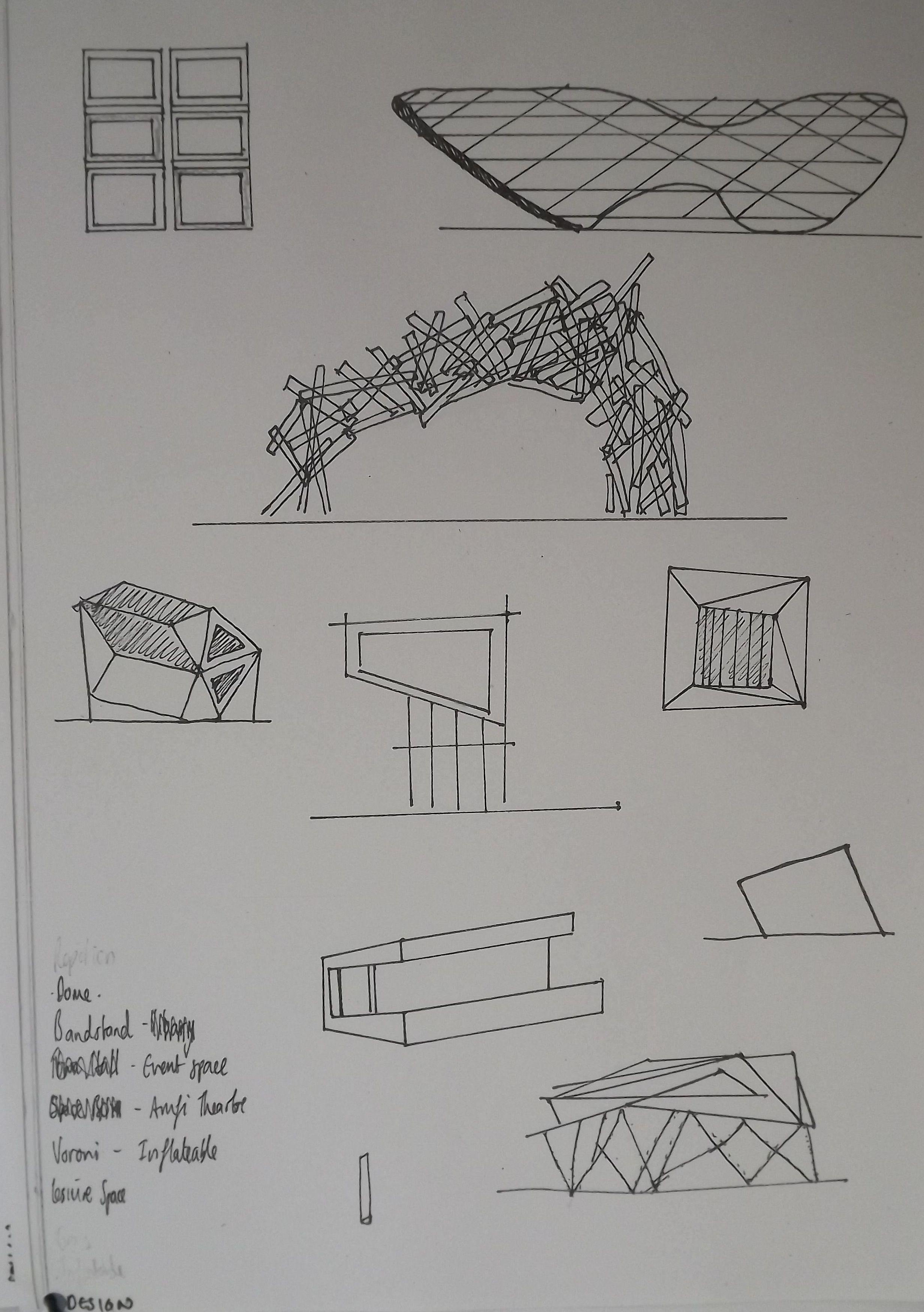 Organic Architecture Sketches - Google Search | Conceptuals | Pinterest | Organic Architecture ...