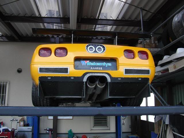 C4 Rear Diffuser Build Corvetteforum Chevrolet Corvette Forum Discussion Corvette C4 Chevrolet Corvette C4 Chevrolet Corvette