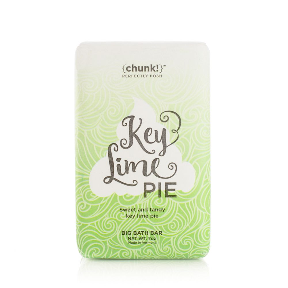 Key Lime Pie Chunk Soap | Perfectly Posh | http://sarahinpink.po.sh