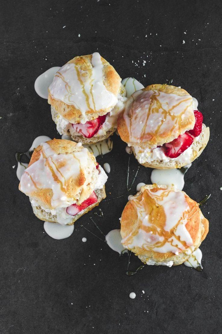 Easy peasy strawberry shortcake the cupcake chronicles