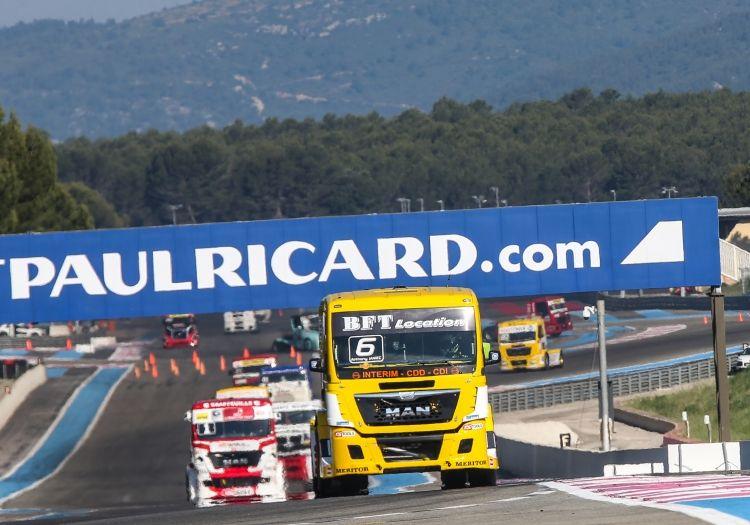 Anthony Janiec Trucks, France, Circuit