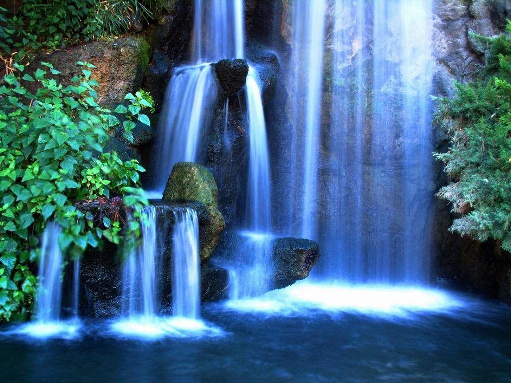 Waterfall Waterfall Beautiful Waterfalls Park Pictures