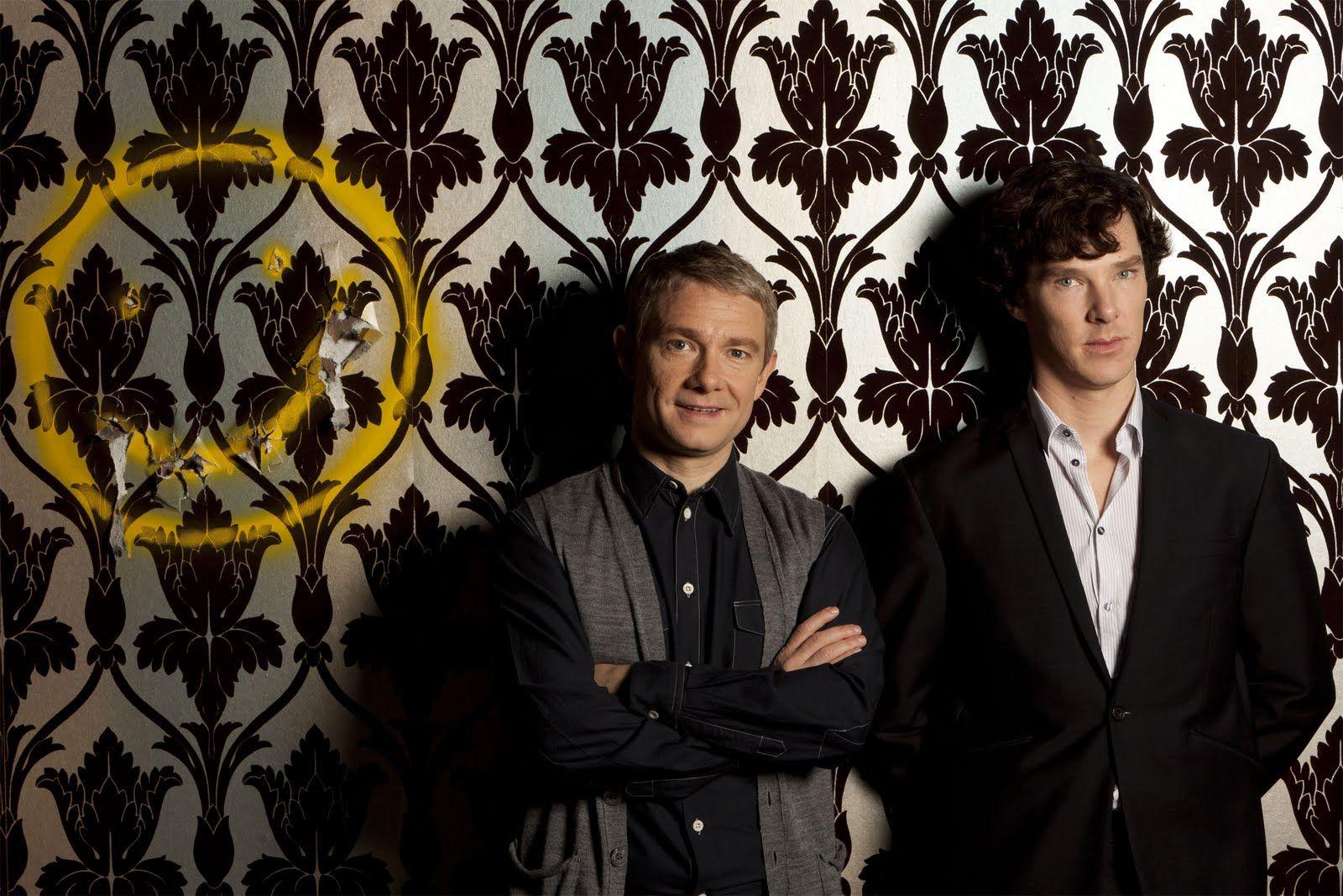 BBC Sherlock Wallpaper | Season 2 Photos - Sherlock on BBC One Photo (27848374) - Fanpop .