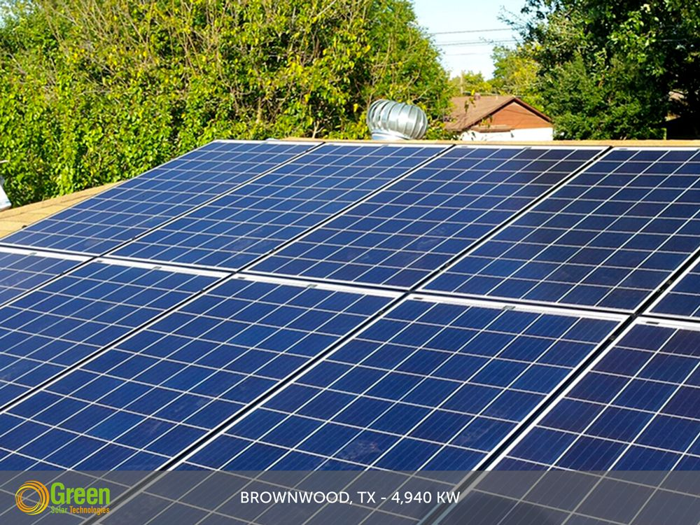 Green Solar Technologies Solarpanel Installation 4 940 Kw Call For A Quick Quote 844 765 8324 Www Gr Solar Panels Solar Panel Installation Solar Technology