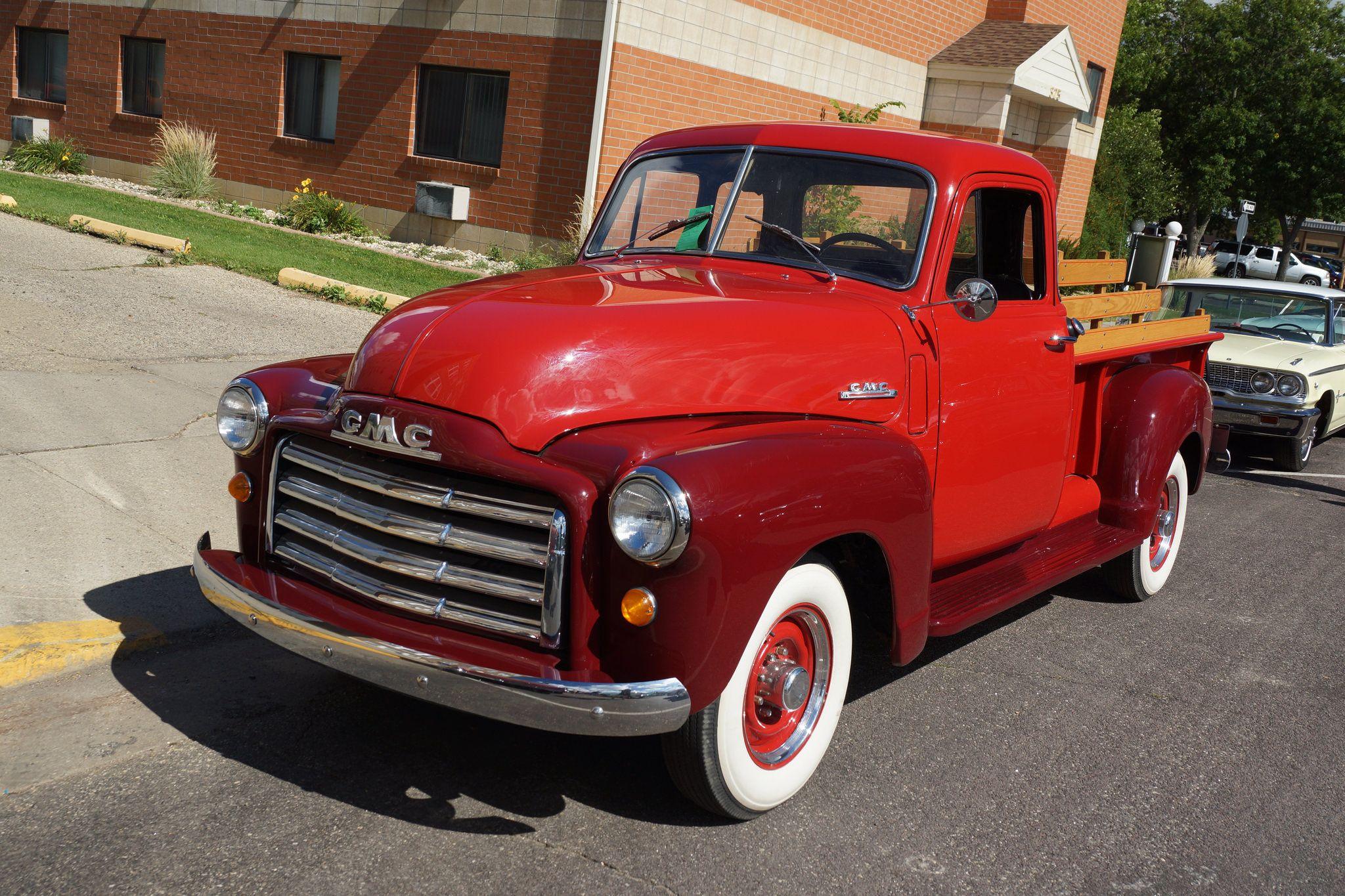 1951 Gmc 3600 Pick Up