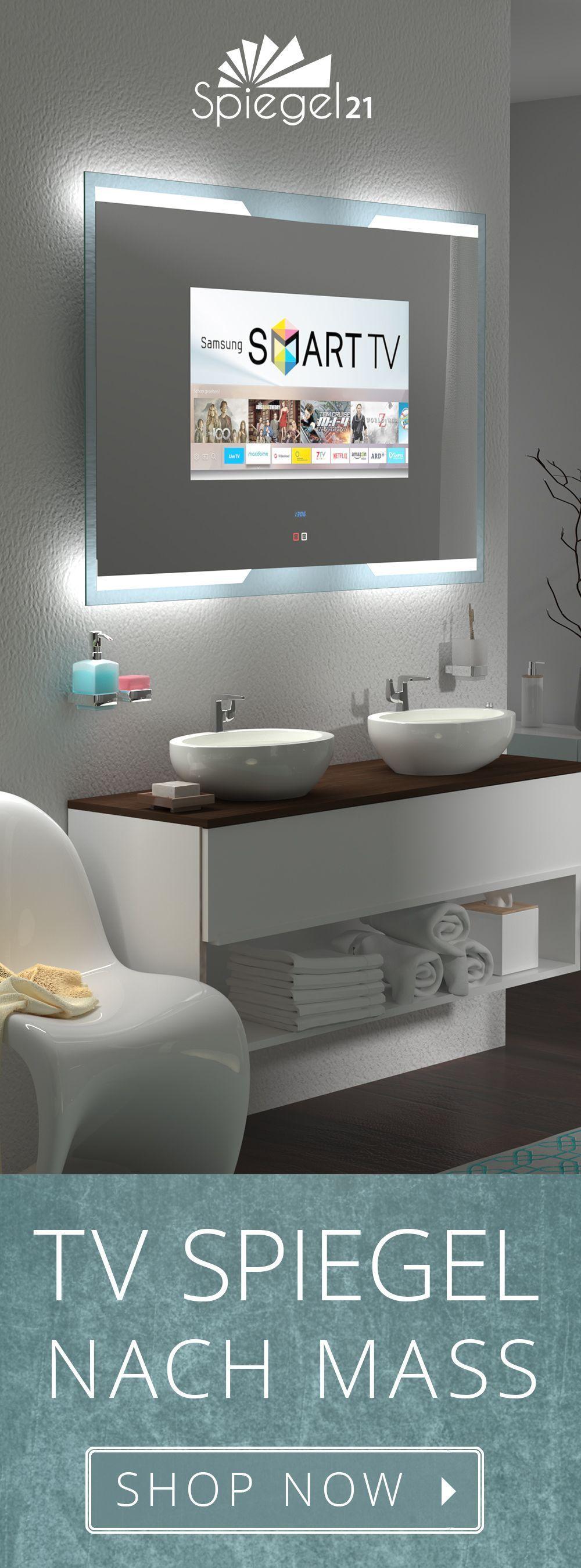 Gonnen Sie Sich Ein Wenig Luxus Im Bad Spiegel Mit Beleuchtung Und Integrierte In 2020 Spiegel Mit Beleuchtung Badezimmerspiegel Beleuchtung