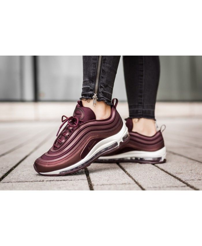 100% authentic a7d9f b9d15 Nike Air Max 97 Trainers In Ultra Metallic Mahogany | Kicks in 2019 ...