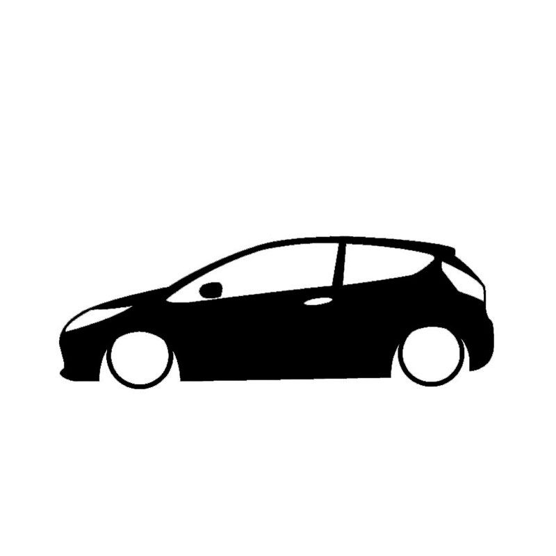 Wholesale Pcslot Pcslot X Low New Mk Fiesta Lowered Car - Vinyl decals for cars wholesale