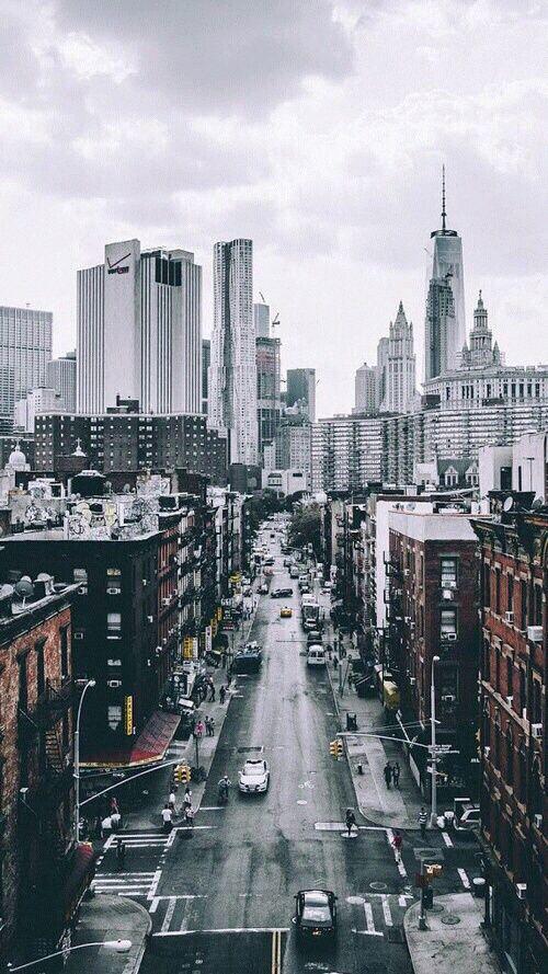 City New York And Wallpaper Image Fondo De Pantalla De La