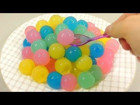 Diy How To Make Colors Orbeez Jelly Learn Numbers Counting
