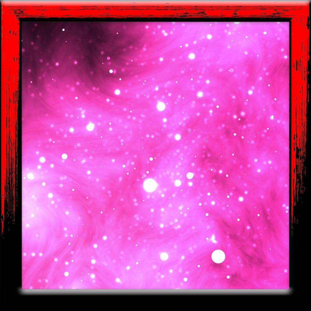 Steam Hotpink particle animation with particle
