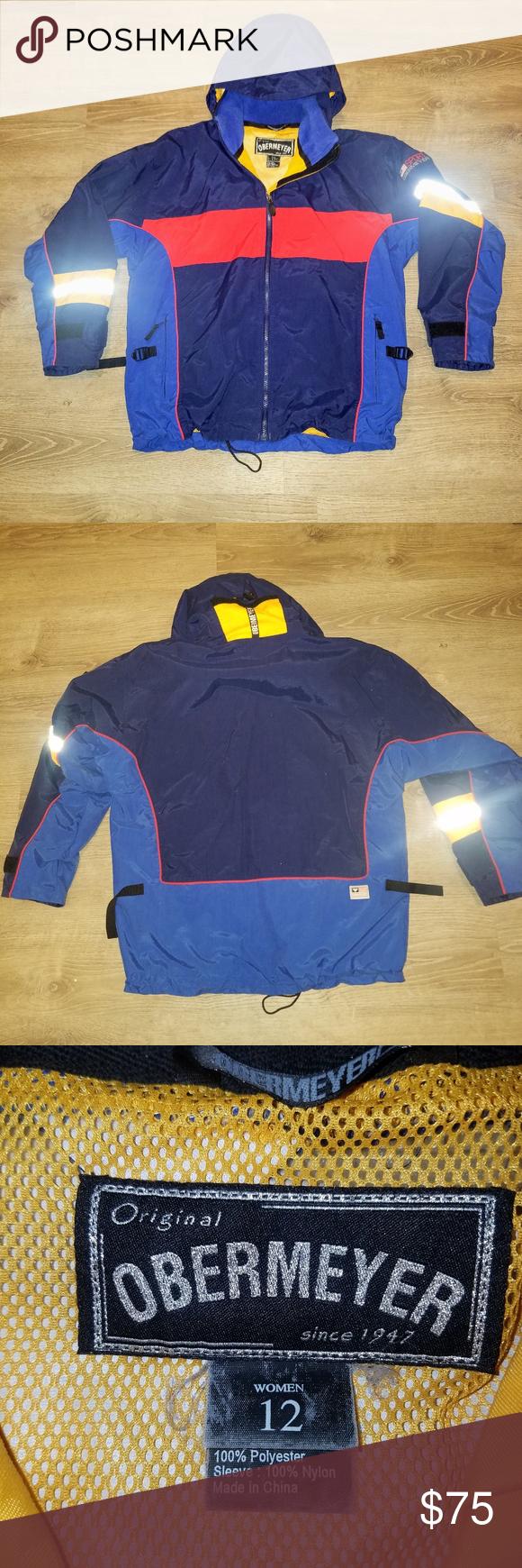 6257f5d950 Vintage Obermeyer Ski Jacket Vintage Obermeyer Ski Jacket Size 12 In Great  Condition Obermeyer Jackets
