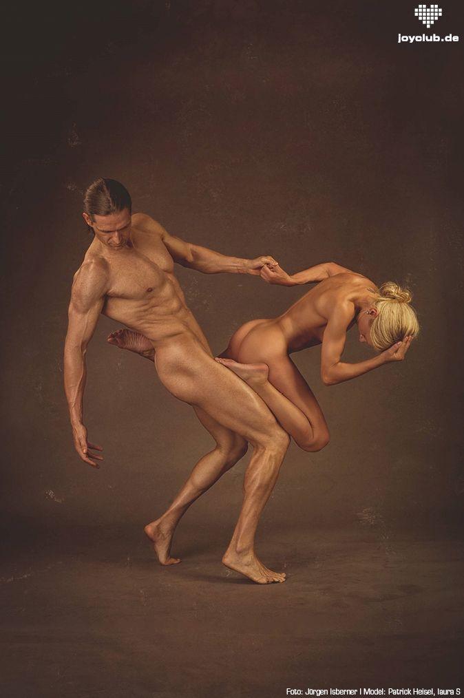 Körperkunst. © Jürgen Isberner, Patrick Heisel, lauraS                                                                                                                                                     Mehr