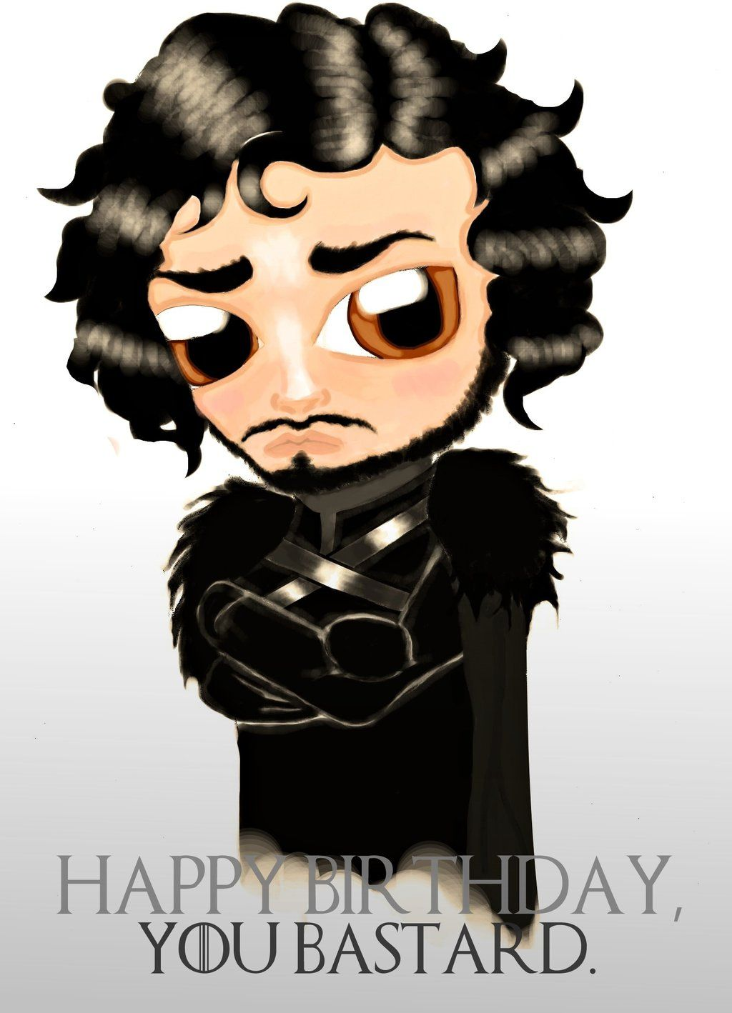 Game Of Thrones Birthday Game Of Thrones Birthday Card By