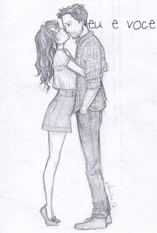 Desenhos De Amor Tumblr Pesquisa Google Namorados Desenho