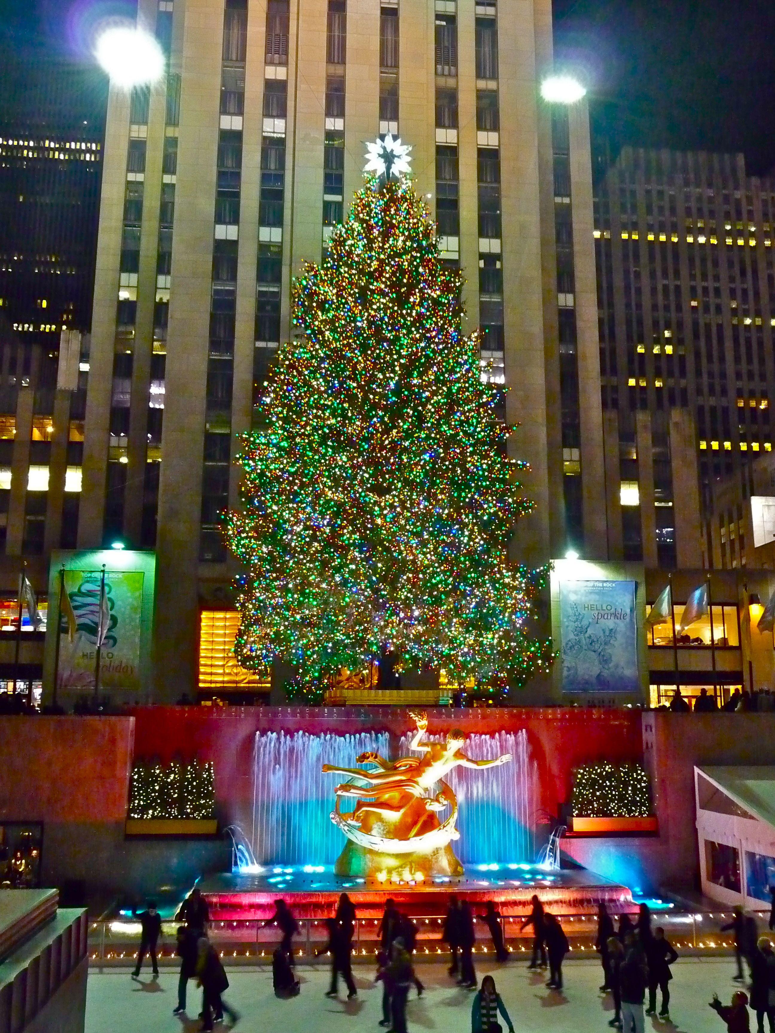 Weihnachtsbilder New York.Christmas In New York Weihnachtsbilder Gifs Weihnachtsbilder