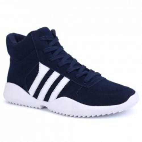 #Fashion men s high top sneakers with stripes  ad Euro 16.10 in #Sammydress #Cheap athletic shoes